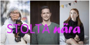 """Växjö Pride visar """"Stolta Nära"""" av fotografen Anna Nordström"""