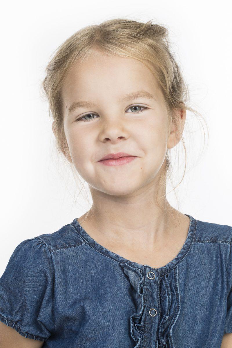 bild på en tjej